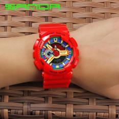 Đồng hồ nữ thể thao điện tử Sport watch sanda