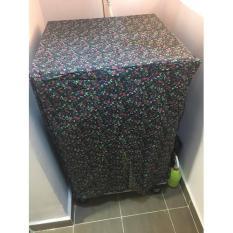 Áo Trùm Máy Giặt Cửa Trên 7 – 8kg Vải Dù Chống Rách Chống Thấm Siêu Bền