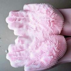 Găng tay rửa bát silicon kiểu mới ( 1 đôi), găng tay silicon đa năng loại đẹp, gang tay rua bat silicon kieu moi (1 doi), gang tay silicon da nang loai dep