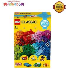 MY KINGDOM – Đồ Chơi Lắp Ráp LEGO Bộ Gạch Classic Vui Sáng Tạo 11005