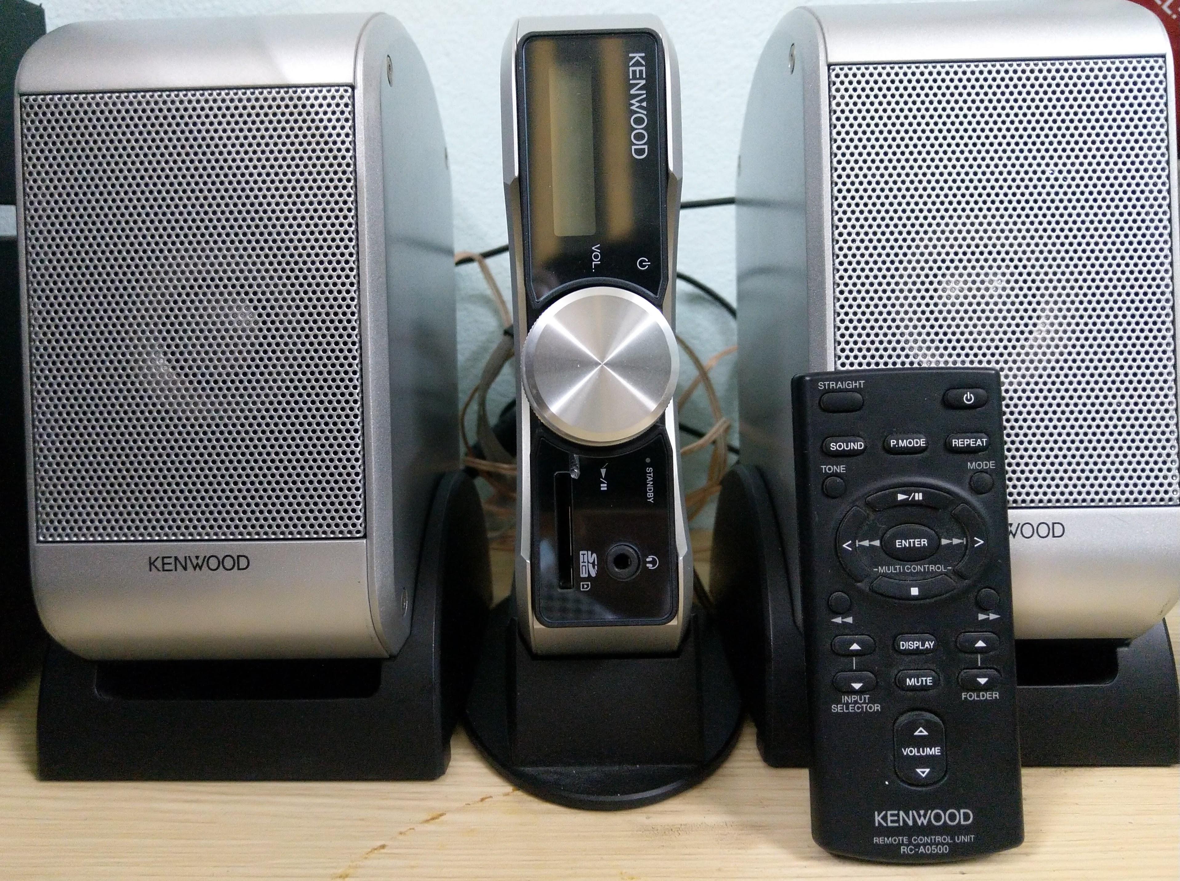 Shop bán Dàn âm thanh nghe nhạc Kenwood KAF A55