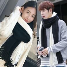 Khăn Chất Len Dạ Cashmere Pha Màu Style Hàn Quốc Dành Cho Cả Nam Và Nữ , khăn giữ ấm, khăn cổ nam nữ + Tặng thẻ tích điểm nhận quà.