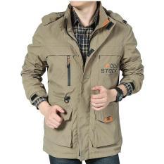 Áo khoác nam KAKI CHỐNG thấm nước, MẪU 2 LỚP & 3 LỚP, chống tia UV, Áo Phượt, Áo Treckking, áo khoác đông nam, áo rét nam, áo chống nước
