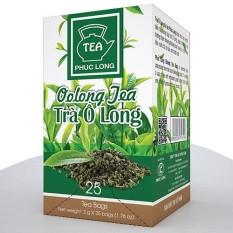 Trà Ô Long Túi Lọc – Phúc Long Coffee & Tea