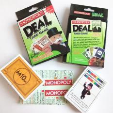 Monopoly Deal Pack – Cờ Tỷ Phú Phiên Bản Thẻ Bài Độc Lạ