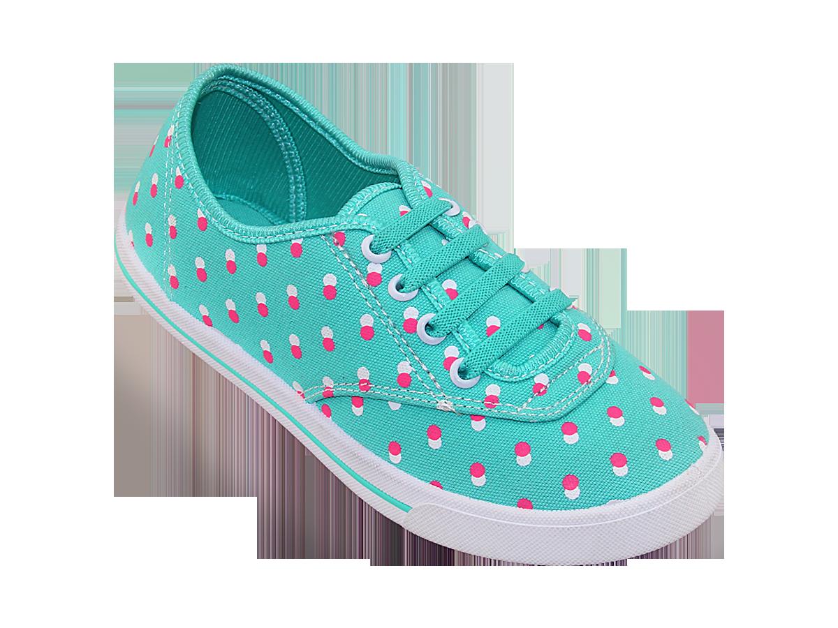 Giày vải bé gái Bita's GVBG.62