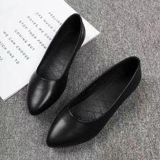 Giày búp bê nữ – giày bệt nữ – giày bệt nơ – giày búp bê nơ – giày nữ DA MỀM – ÊM CHÂN – Hàng VNXK