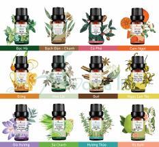 10ML Tinh dầu Sả Chanh , Quế , Bạc Hà… nhiều mùi Ấn Độ