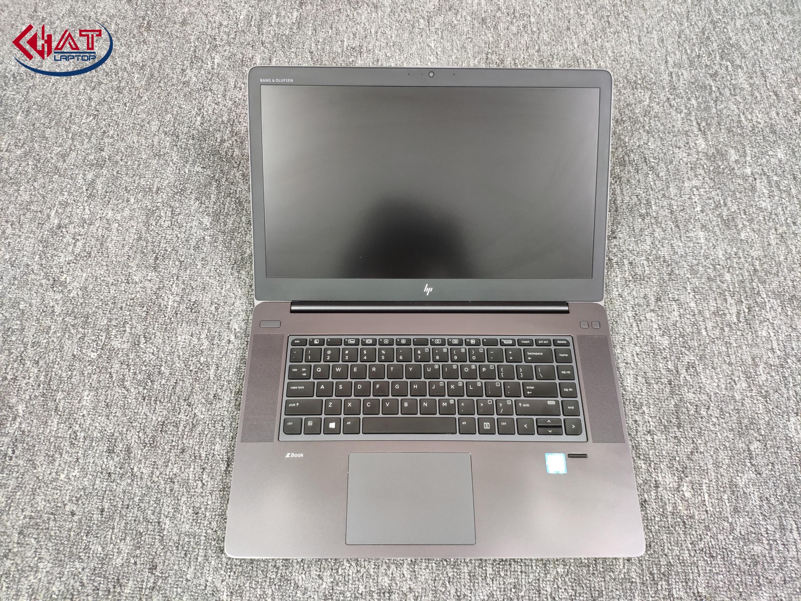 HP ZBook studio 15 G4 core i7-7700HQ, RAM 16GB, SSD 512Gb, Nvidia Quadro M1200, 15.6 inch Full HD