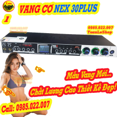 VANG CƠ NEX FX30 PLUS CAO CẤP – VANG KARAOKE