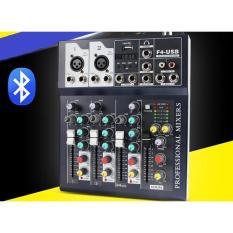 Bộ chộn âm thanh mixer F4