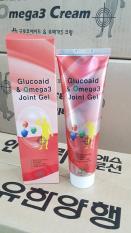 Gel ( dầu) xoa bóp khớp Glucoaid & Omega3 Joint Gel,