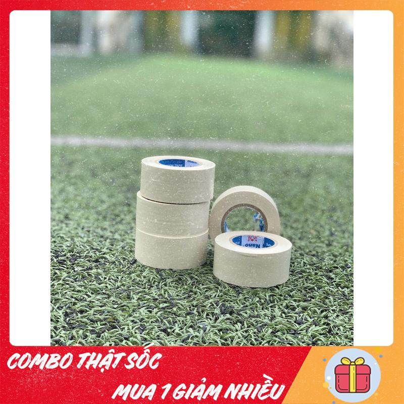 Băng Keo Thể Thao Nano – Băng dán quấn hỗ trợ người chơi thể thao, bảo vệ cổ chân, cổ tay, đầu gối, ngón tay