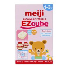 [ Nhập khẩu – Chuẩn Cty] 1 hộp Sữa Meiji số 1-3 tuổi 448 gram ( dạng thanh ) – Date mới nhất