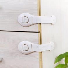 10 Dây khóa cửa tủ ngăn kéo quần áo cửa tủ lạnh an toàn cho em bé