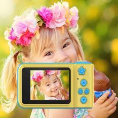 Máy ảnh đồ chơi cho bé quay phim chụp ảnh lưu thẻ nhớ – Quà tặng siêu cute – Tặng Củ sạc 1a