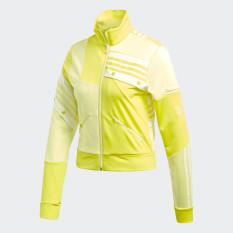 adidas ORIGINALS Áo khoác thể thao Daniëlle Cathari Nữ Màu vàng FS6498