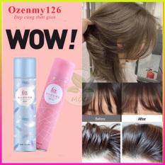 [BYE BYE TÓC BẨN] Dầu gội đầu khô ISSY không cần dùng nước, chống bết tóc, thơm mát, suôn mượt, chống rụng tóc, đánh bay gầu dành cho nam nữ -Ozenmy126