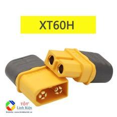 Cặp Giắc Nối Điện XT60H Đực Cái – Jack Nối Nguồn Điện, Pin