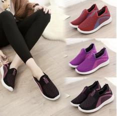 Giày thể thao nữ G VVV kiểu dáng thời trang, năng động, dễ phối đồ đi được cả mùa đông và mùa hè (Nhiều màu)
