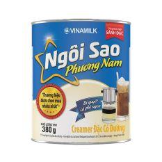 Sữa Đặc Ngôi Sao Phương Nam Xanh Dương Lon 380G