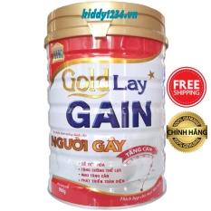 Sữa tăng cân Goldlay Gain 900g thích hợp mọi lứa tuổi