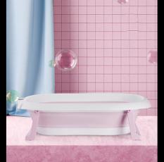 Bồn tắm gấp gọn cho trẻ sơ sinh