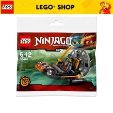 Tàu Vượt Đầm Lầy Của Cole LEGO NINJAGO 30426