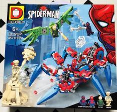 Bộ lego spiderman (457 chi tiết)