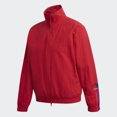 adidas ORIGINALS Áo khoác thể thao Nữ Màu đỏ GD2237