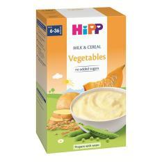 [FREESHIP] Bột ngũ cốc rau củ tổng hợp HiPP 250g