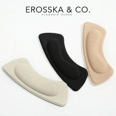 Lót giày cao gót chống trầy gót Erosska êm châm chống rớt gót khi di chuyển AC004
