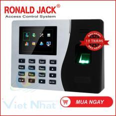 Máy Chấm Công Vân Tay Ronald Jack 2000