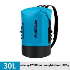 Balo chống nước NatureHike 30L NH18F031-S, balo khô thiết kế dáng túi khô, túi chống nước