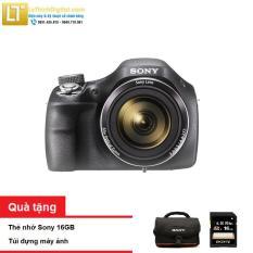 Máy chụp ảnh KTS Sony Cyber-shot DSC-H400, 20.1MP, Zoom quang học 63x – Hãng phân phối