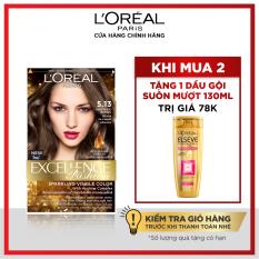 Kem nhuộm dưỡng tóc thời trang L'Oreal Paris Excellence Fashion 172ml
