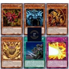 [BÀI IN] Bài YuGiOh – Bộ 45 lá bài – YuGi Deck trong Legendary Deck 2