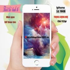 Điện thoại giá rẻ IPHONE 5S – 16GB – FULLBOX – Bảo hành 1T – Thế Giới Táo Khuyết