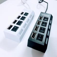 Bộ chia USB 4 cổng có công tắc