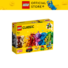 LEGO CLASSIC 11002 Bộ Gạch Classic Cơ Bản ( 300 Chi tiết) Đồ chơi lắp ráp giáo dục sáng tạo