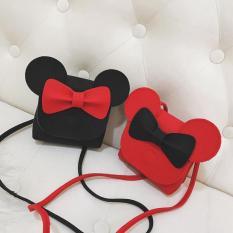 Túi đeo chéo Mickey xinh xắn cho cho bé yêu xuống phố