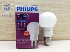 Bóng đèn LED 7W Phiplips – Ánh sáng tự nhiên