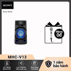 [Voucher 200k] Dàn âm thanh Hifi Sony MHC-V13 M SP6 – Tặng Micro