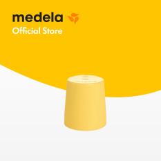Phụ kiện máy hút sữa   Medela nắp chụp núm ti cho bình sữa
