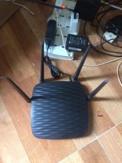 Bộ phát wifi 4 râu tenda AC5 WiFi Băng Tầng Kép Thông Minh 2.4 & 5GHz