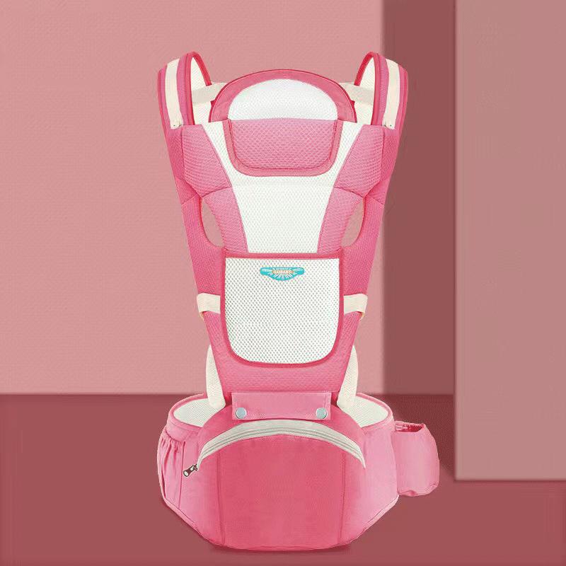 [SIÊU ĐẸP – CHỌN MÀU – ĐẠI HẠ GIÁ] Địu em bé có bệ ngồi đa chức năng, đai điệu dành cho trẻ sơ sinh đến dưới 20kg đa tư thế, hộp ngồi để được đồ
