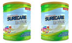 Bộ 2 Sữa Surecare Bone 900g