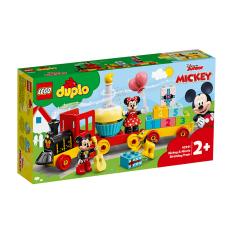 LEGO DUPLO Disney Đoàn Tàu Sinh Nhật Của Mickey & Minnie 10941
