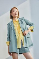 Áo blazer cơ bản nữ DOTTIE – T0224