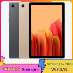 [Trả góp 0%]Máy Tính Bảng Samsung Galaxy Tab A7 (3GB/32GB) SM-T500 wifi tặng đế dựng 2 phần mềm bản quyền tienganh123 luyenthi123 trọn đời máy
